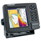 Lowrance LMS 520 C (эхо+GPS+без карт.) (Картплоттер)