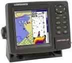 Lowrance LMS 522 C (эхо+GPS+без карт.) (Картплоттер)